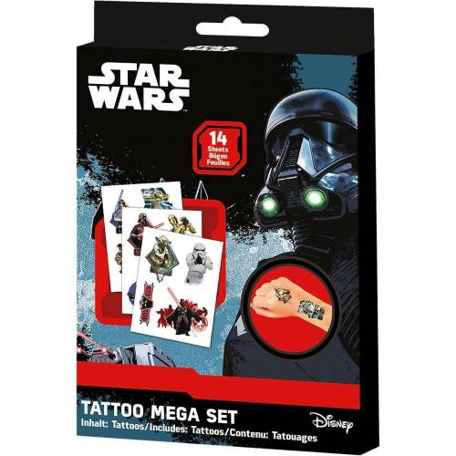 CRAZE Schmuck-Tattoo »Tattoo Box - Star Wars«