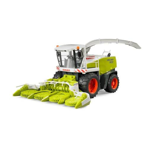 Bruder® Spielzeug-Landmaschine »Claas Jaguar 900 Feldhäcksler«