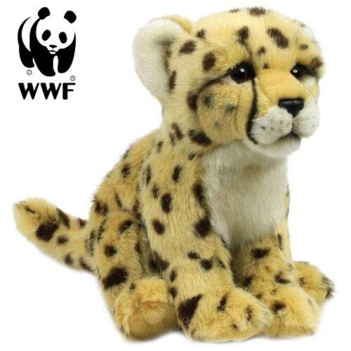 WWF Plüschfigur »Plüschtier Gepard (sitzend, 23cm)«