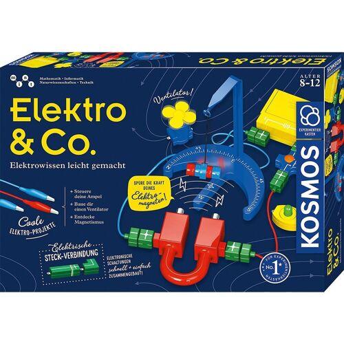 Kosmos Lernspielzeug »Elektro & Co.«
