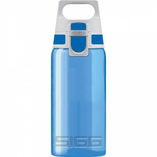 Sigg Trinkflasche »Trinkflasche VIVA ONE Fußball, 500 ml«, blau