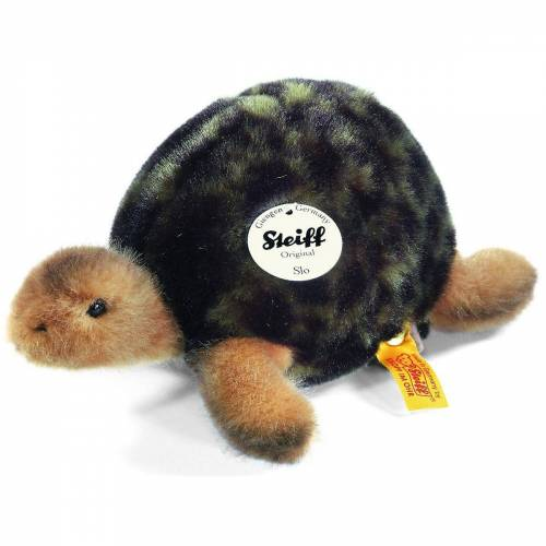 Steiff Kuscheltier »Slo Schildkröte, grün, 20 cm«