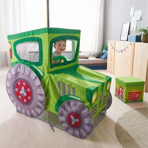 Haba Spiel, »Spielzelt Traktor«