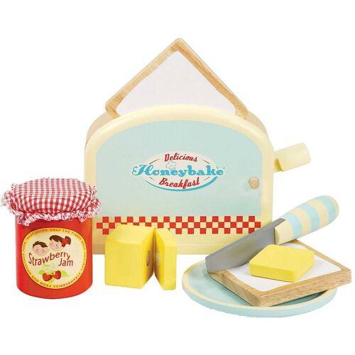 Le Toy Van Kinder-Küchenset »Honeybake Toaster and Toast«