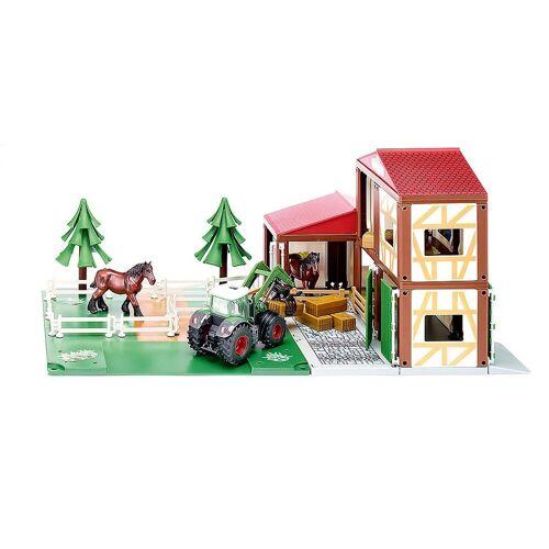 Siku Spielzeug-Auto »Pferdehof«