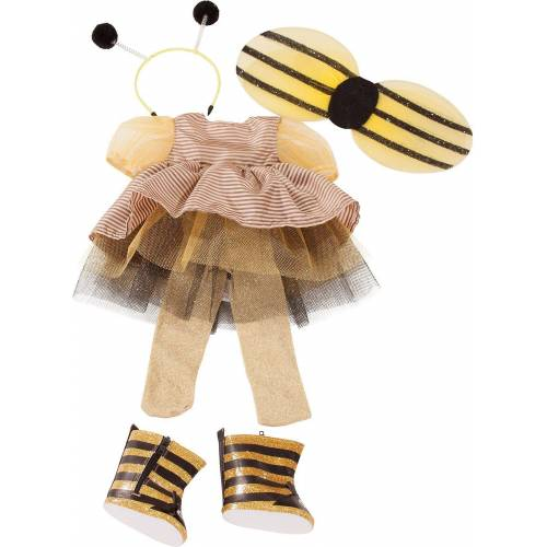 GÖTZ Puppenkleidung »Puppenkleidung Ensemble Busy Bee, 45-50 cm«
