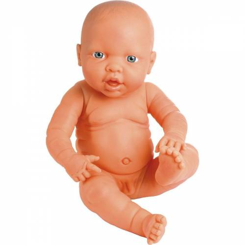 Bayer Babypuppe »Babypuppe new born BOY, 42 cm«
