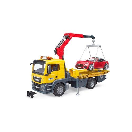 Bruder® Spielzeug-LKW »MAN TGS Abschlepper«