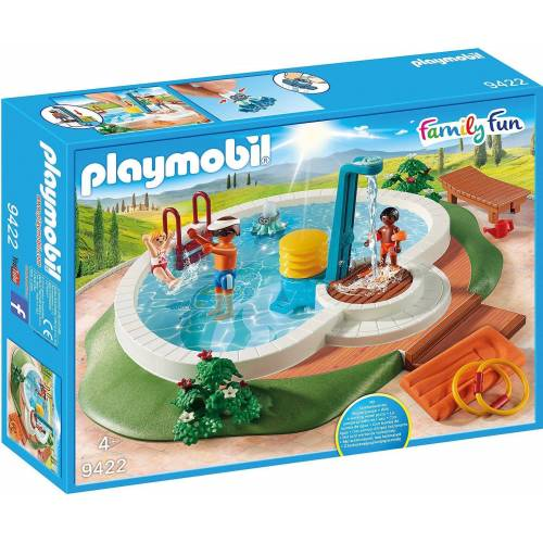 Playmobil Spielfigur »9422 Swimmingpool«