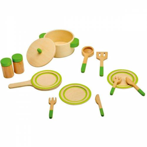 Idena Kindergeschirr-Set »Küchengeschirr«
