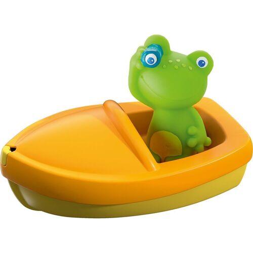 Haba »Badeboot Frosch ahoi!« Badespielzeug