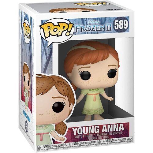 Funko Spielfigur »Pop! – Disney - Frozen II Die Eiskönigin 2 – Young Anna #589«
