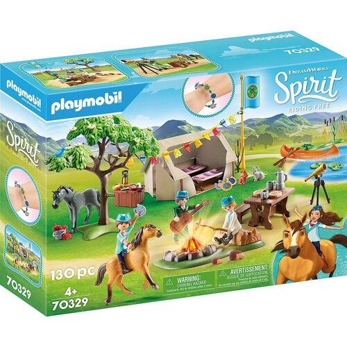 Playmobil Spielfigur »70329 Spirit: Sommercamp«