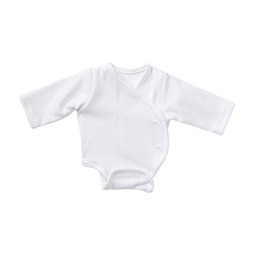 Emil Schwenk Puppenkleidung »Puppenkleidung Body langarm, weiß, 38 cm«, weiß Modell 1