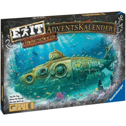 Ravensburger Adventskalender »Exit - Das gesunkene U-Boot«