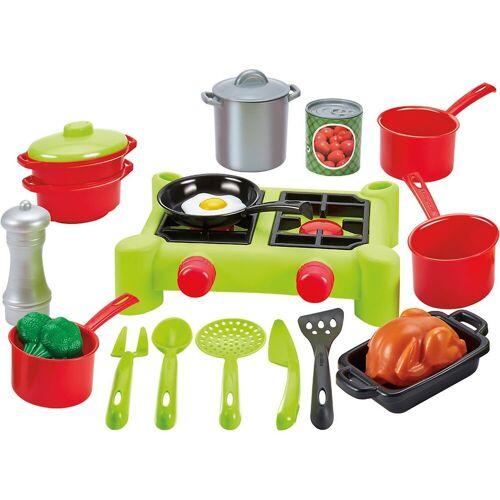 Ecoiffier Kinder-Küchenset »Campingkocher mit Zubhör«