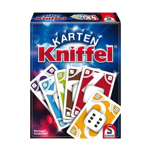 Schmidt Spiele Spiel, »Karten Kniffel«