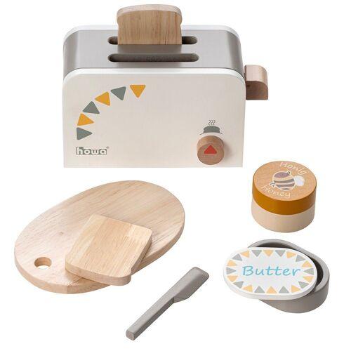 howa Kinder-Toaster, (7-tlg), aus Holz