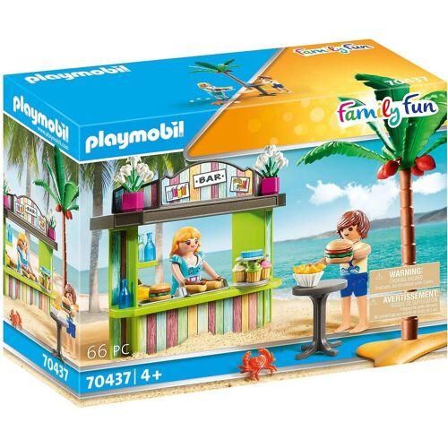 Playmobil Spielfigur »70437 Strandkiosk«