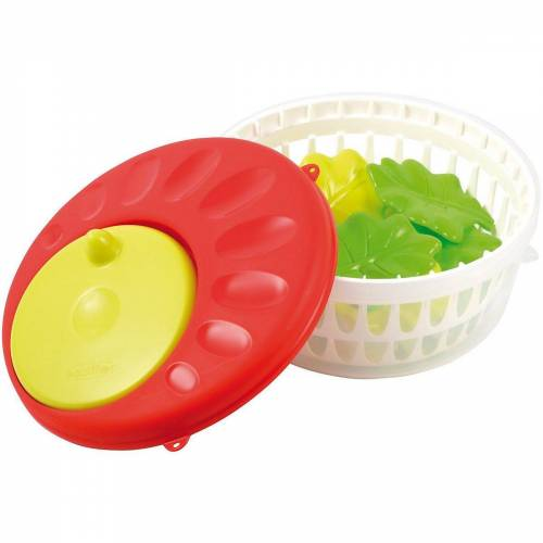 Ecoiffier Spielgeschirr »Salatschleuder mit Salatblättern Spielgeschirr«