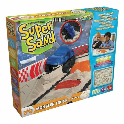 Goliath® Spielsand »Super Sand Monster Truck«