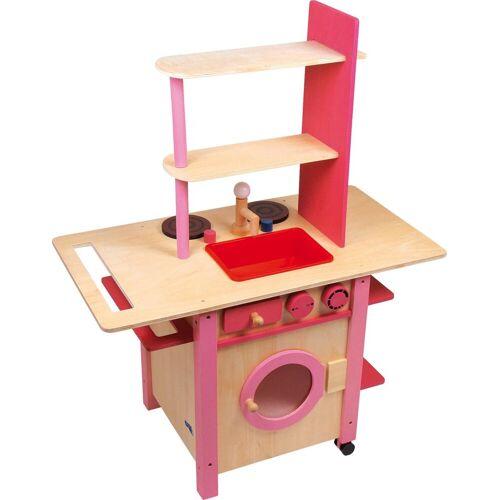 Legler Kinder-Küchenset »Kinderküche All in one rosa«