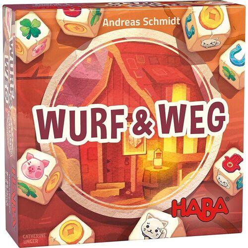 Haba Spiel, »305292 Wurf und weg«