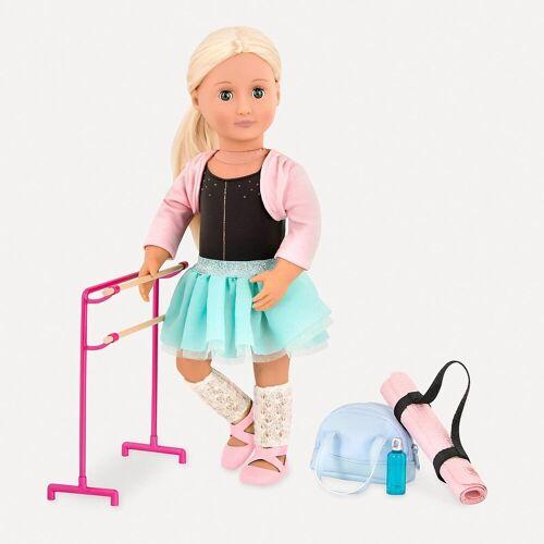 Our Generation Puppen Accessoires-Set »Ballet-Set für Puppen«