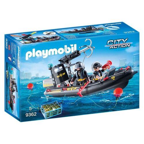 Playmobil Spielzeug-Boot »9362 - SEK-Schlauchboot«