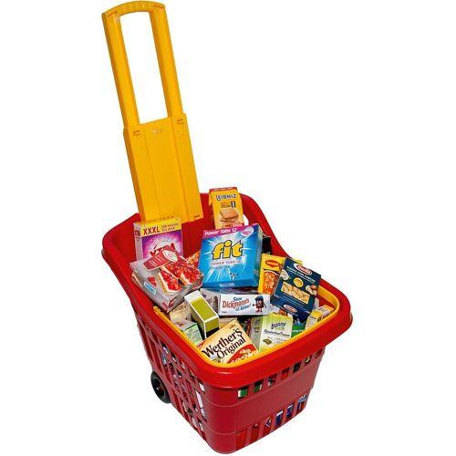 Chr. Tanner Spiel-Einkaufswagen »Einkaufstrolley mit Zubehör«