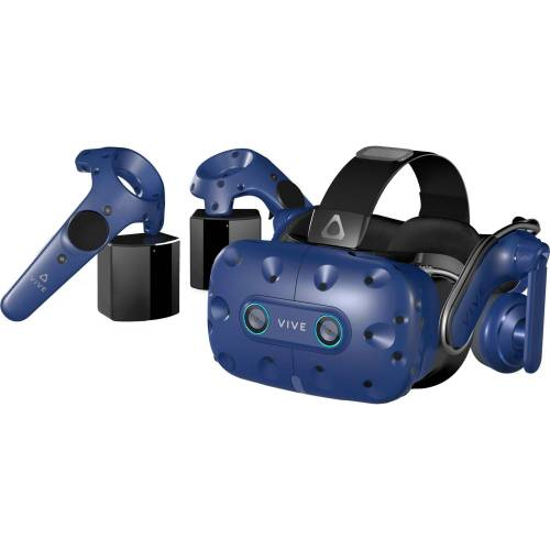 HTC »Vive Pro Eye« Virtual-Reality-Headset (2880 x 1600 px, AMOLED)