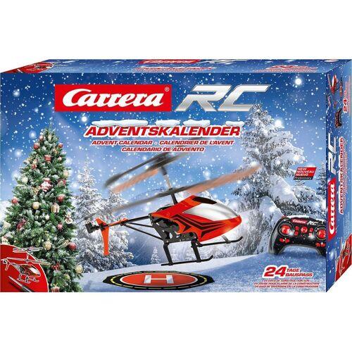 Carrera® Spiel, »Carrera RC Adventskalender - 2,4 GHz Helicopter«