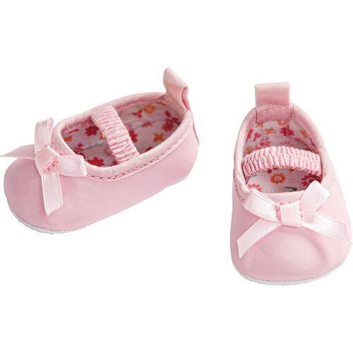 Heless Puppenkleidung »Puppen-Ballerinas rosa, Gr. 38-45 cm«