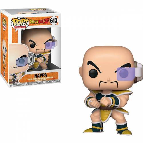 Funko Actionfigur »Pop! Animation - Dragonball Z - Nappa #613«