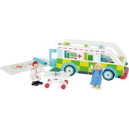 Small Foot Spielzeug-Auto »Spielwelt Krankenwagen«
