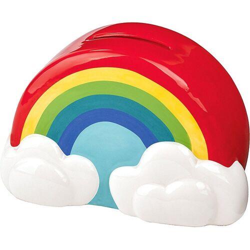 moses Spardose »Bunte Regenbogen Spardose«