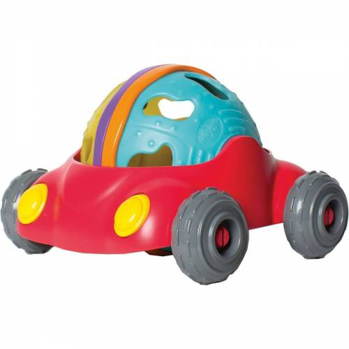 Playgro Spielzeug-Auto »Spielzeugauto Rattle & Roll«