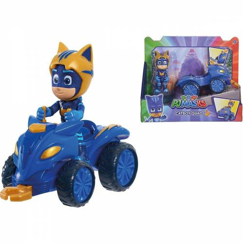 SIMBA Spielzeug-Auto »PJ Masks Quad Catboy«