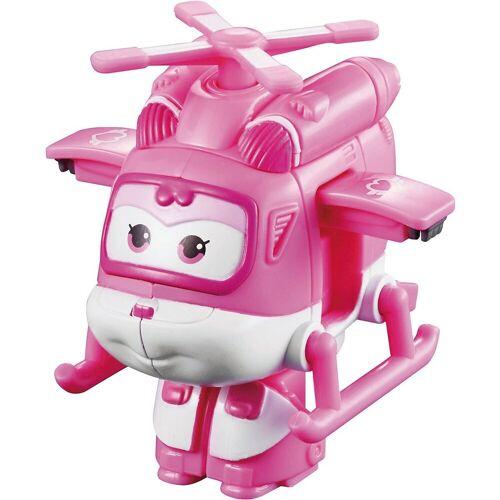 Super Wings Spielzeug-Flugzeug »Mini Transform-Flugzeug Jerome«, rosa