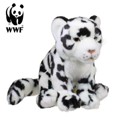 WWF Plüschfigur »Plüschtier Schneeleopard (weich, 19cm)«