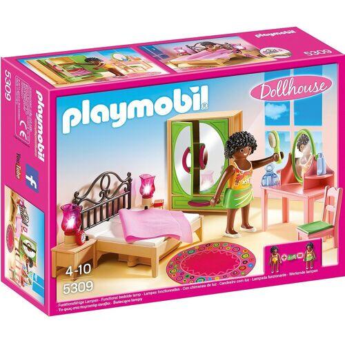 Playmobil Spielfigur »5309 Schlafzimmer mit Schminktischchen«