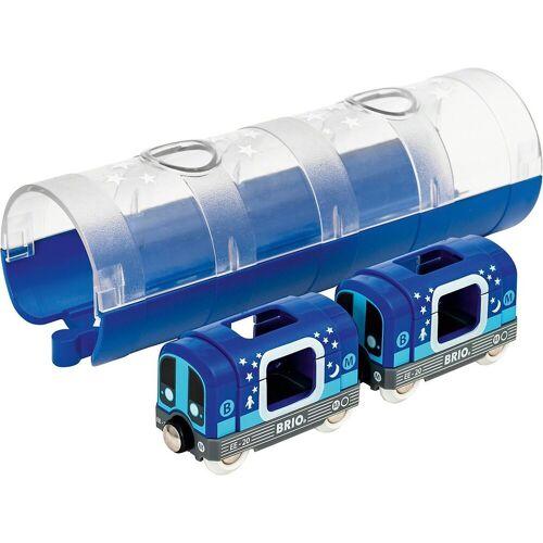 Brio Spielzeug-Eisenbahn »Tunnel Box U-Bahn Glow in the Dark«