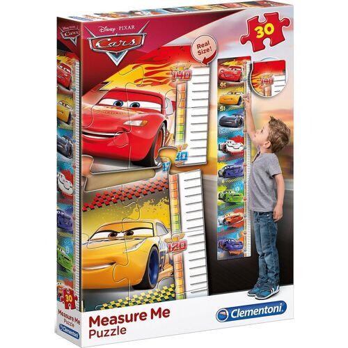 Clementoni® Puzzle »Messlatten Puzzle 30 Teile - Cars«, Puzzleteile