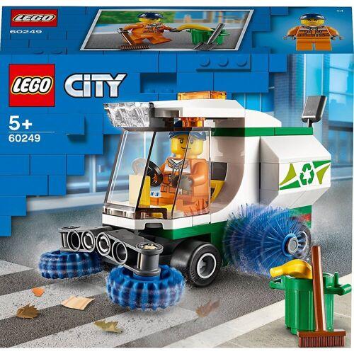 Lego Konstruktions-Spielset »City 60249 Straßenkehrmaschine«