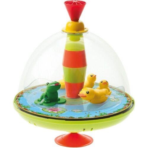 Bolz Kreisel »Panoramakreisel Entenfamilie mit Chip«