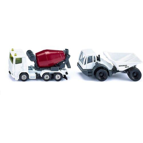 Siku Spielzeug-Auto »1692 Baustellen Set«
