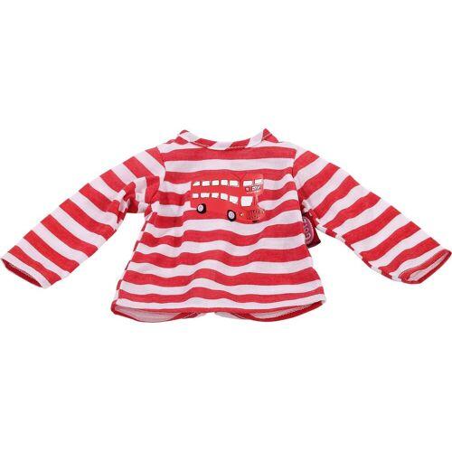GÖTZ Puppenkleidung »Puppenkleidung T-Shirt, London bus 42-46 cm«