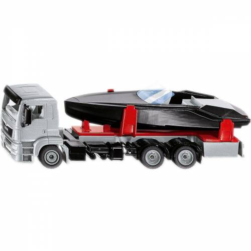 Siku Spielzeug-Auto »MAN LKW mit Motorboot«