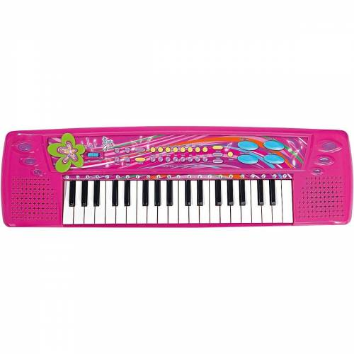 SIMBA Spielzeug-Musikinstrument »MMW Girls Keyboard«