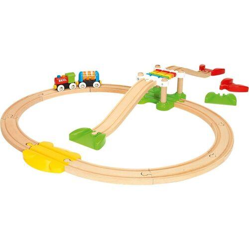 Brio Spielzeugeisenbahn-Set »Mein erstes BRIO Bahn Spiel Set, 18-tlg.«